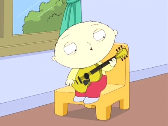 stewie sings
