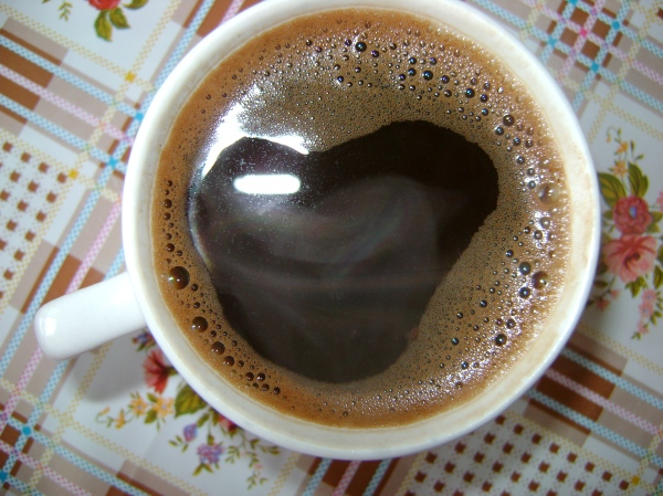 my coffee heart