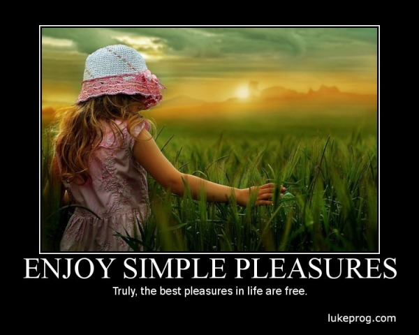 28-Enjoy Simple Pleasures