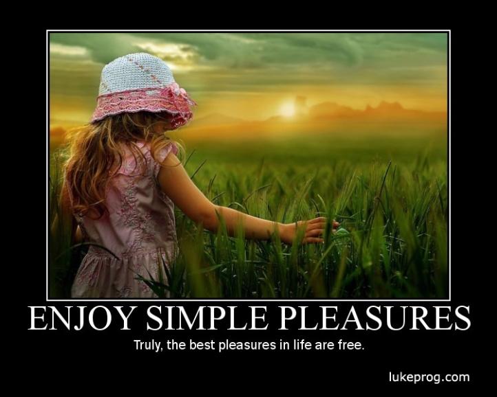 28-Enjoy Simple Pleasures